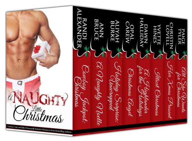 A Naughty Little Christmas with New Subtitle